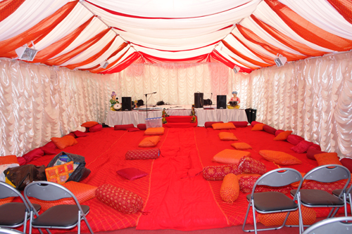 Fully Dressed 6 x 12 Marquee